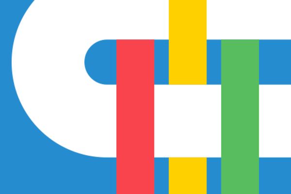 Career Weaver logo - interwoven coloured lines