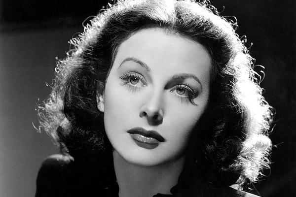 Hedy Lamarr portrait