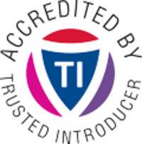 Ti accredited logo