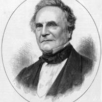Portrait of Charles Babbage